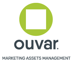 ouvar Marketing Asset Management branding